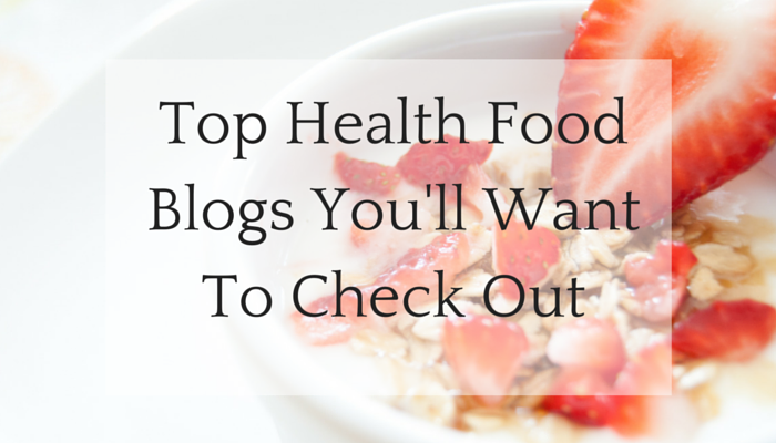 Top health food blogs forumfinder Choice Image