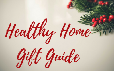 Healthy Home Gift Guide