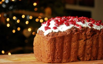 Healthy Gingerbread for the Holidays