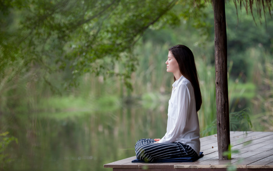 5 Must Haves For Your Meditation Space