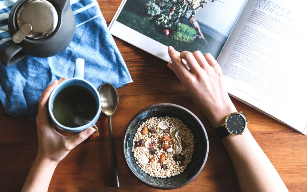 Optimizing Your Morning Self-Care Routine